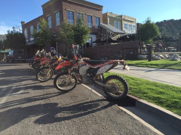 Motos at Dusty Boot